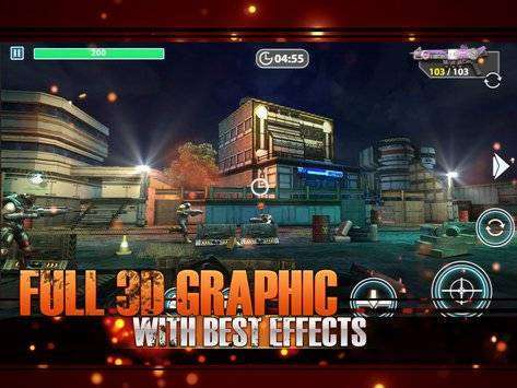 Rescue: Strike Back MOD APK Android Free Download