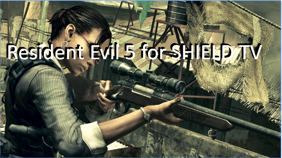 Resident Evil 5 APK Game for Android Free Download
