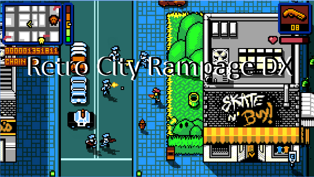 Retro City Rampage DX APK Android Free Download