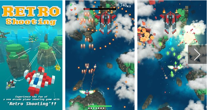 Retro Shooting Unlimited Money MOD APK Android Download