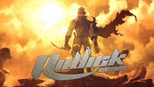 Riddick: Der Merc Dateien