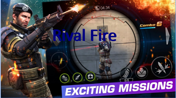 incendios rival
