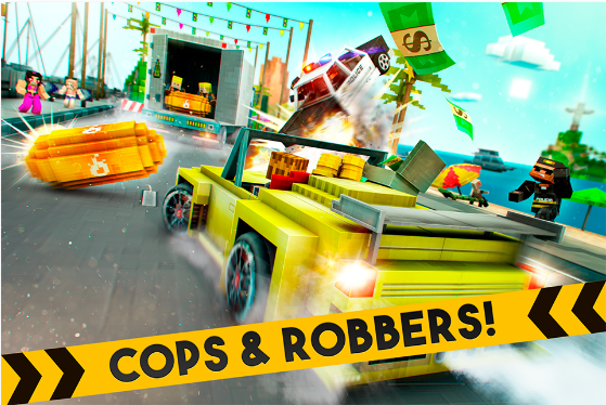 robber race escape APK Android