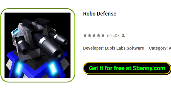 Robo Defense Cheats Codes and Secrets for Android - GameFAQs
