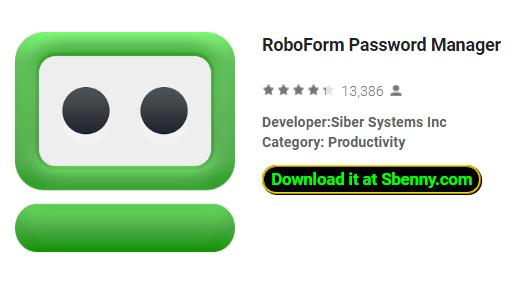 roboform Passwortmanager