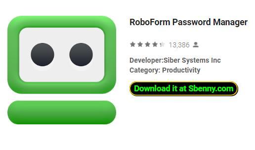 gestore password roboform