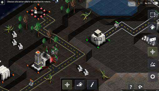 Robotic Planet RTS APK Android Game Free Download