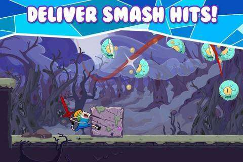 Rock Bandits - Adventure Time Free Download Android Game