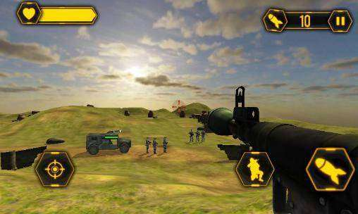 Rocket Launcher 3D MOD APK Android Free Download