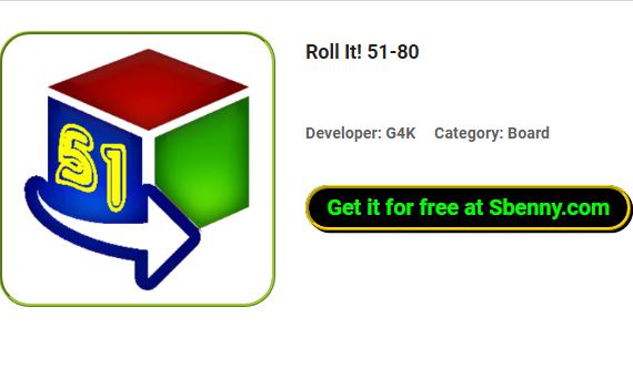 roll It 51 80