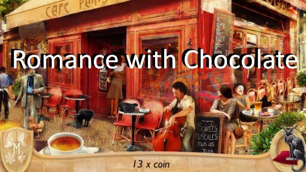 Romantik mit Schokolade
