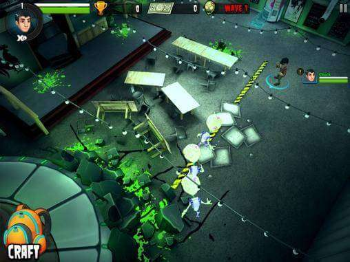 Rooster Teeth vs. Zombiens APK + DATA Android Game Free Download