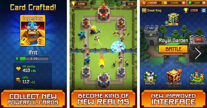 royale clans clash of wars APK Android