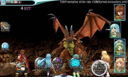 RPG Alphadia Genesis MOD APK for Android Free Download