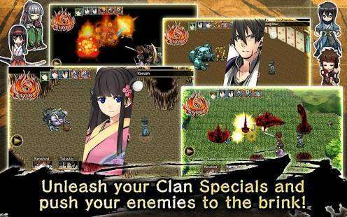 RPG Blood of Calamity Full APK Android Game Free Download