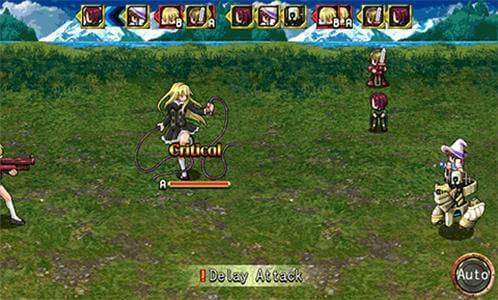 RPG Eclipse of Illusion APK Android Game Free Download