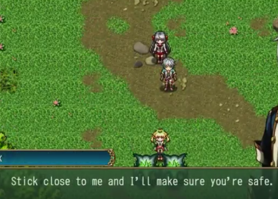rpg fernz gate APK Android
