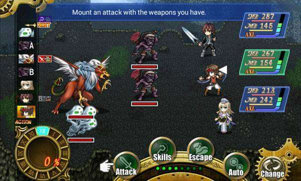 RPG Grace of Letoile - KEMCO MOD APK Android Free Download