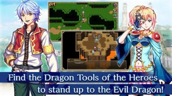 RPG Льеж Дракон APK Android