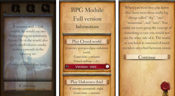 rpg Modul voll APK Android