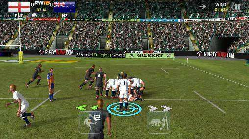 Rugby Nations 16 APK Android Game Free Download