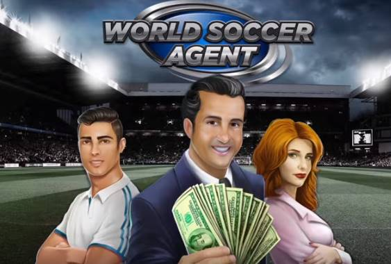 2018 Soccer Agent Unlimited Money MOD APK Free Download