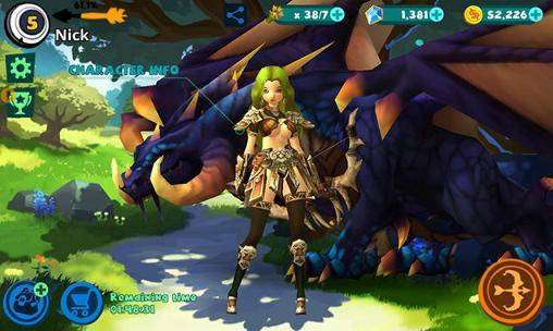 4Story M: Fliegende Drachen Arrows MOD APK Android Free Download