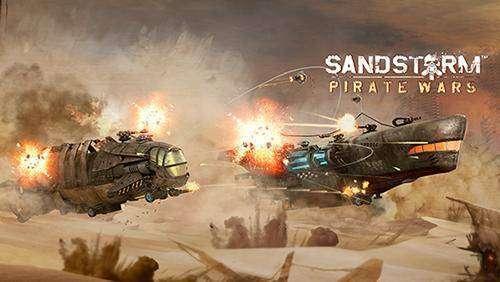 Sandsturm Pirate Kriege