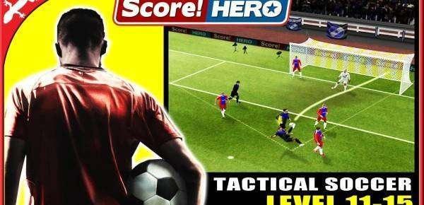 score hero hack apk mod free download