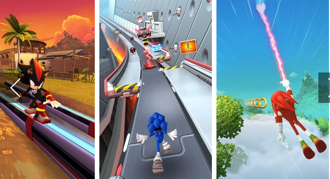 Sonic Dash 2 Sonic Boom APK Android