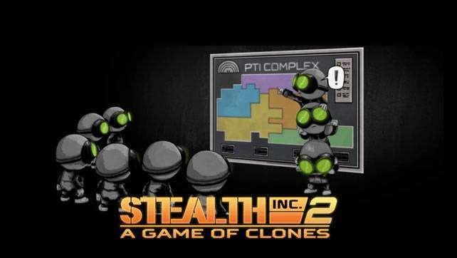 Stealth Inc 2 Spiel von Clones
