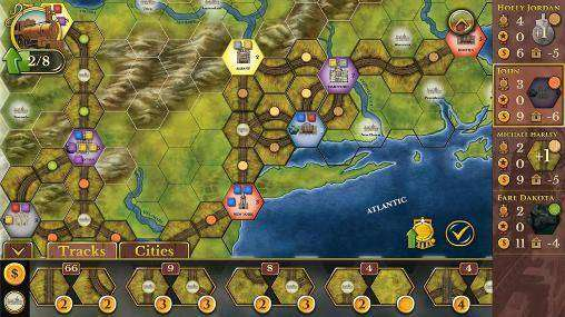 Steam Rails to Riches APK Android