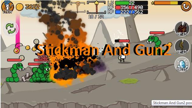 Stickman Und Gun2