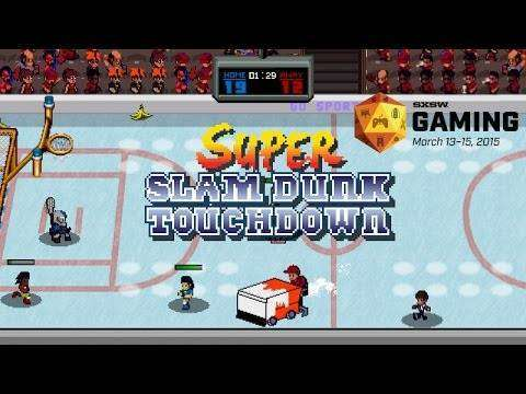 Super Slam Dunk Touchdown APK Android Free Download