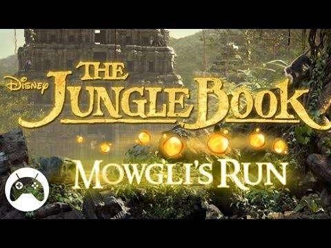 Ejecución del Libro de la Selva Mowgli