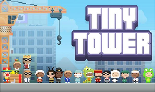 Tiny tower android gameplay youtube.