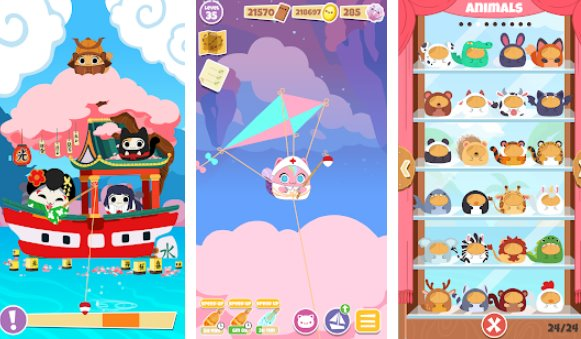 sailor cats APK Android