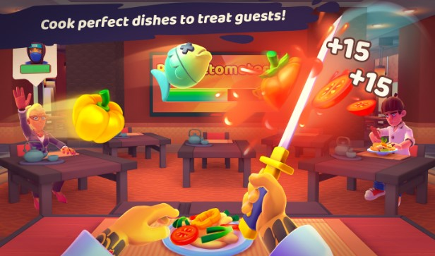 samurai chef APK Android