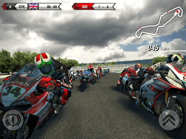 SBK15 Official Mobile Game Full APK Android Game Download