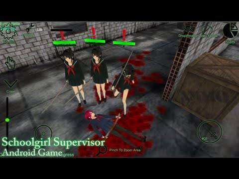 Schoolgirl Supervisor (ANIME) MOD APK Android Free Download