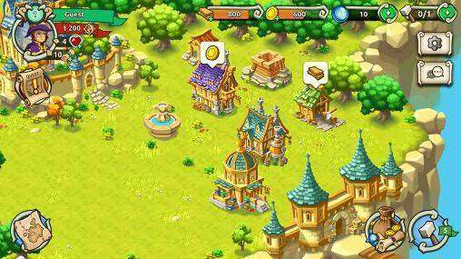 Schools of Magic MOD APK Android Free Download