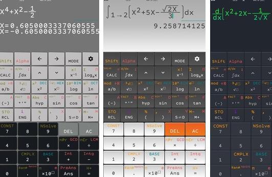 wissenschaftlicher natürlicher rechner n fx 570 es vn plus APK Android