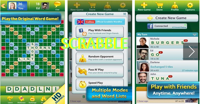 SCRABBLE™ MOD APK Android Free Download