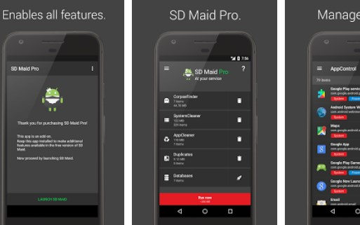 android maid apk