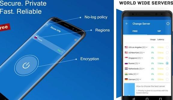 Secure Vpn Premium In App Purchases Unlocked Mod Apk