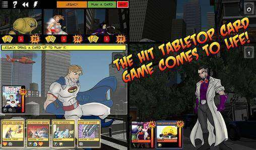 Sentinels of the Multiverse APK + DATA Android Game Free Download