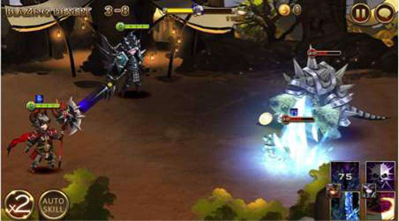 Seven Knights MOD APK Android Game Free Download