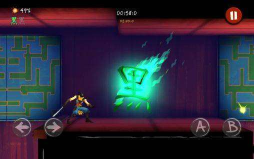 Shadow Blade Zero MOD APK Android Free Download