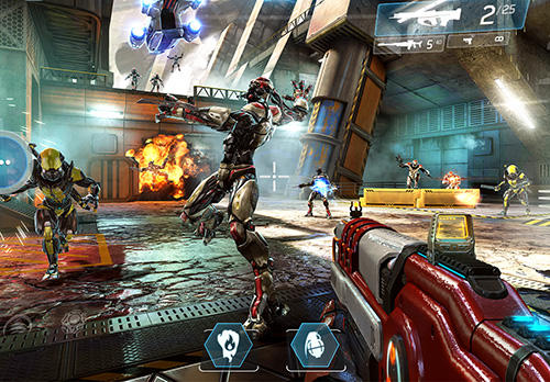 Shadowgun-Legenden APK Android