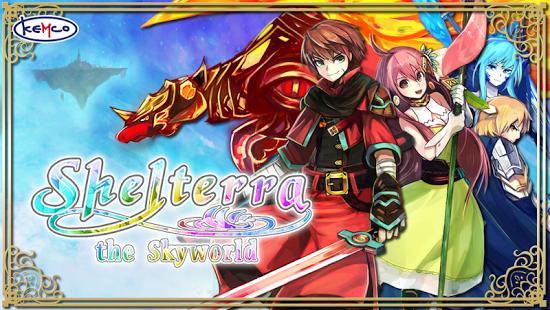 RPG Shelterra l-Skyworld